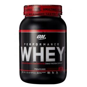 Buy Optimum Nutrition Performance Whey chocolate 2.15lbs - Nykaa