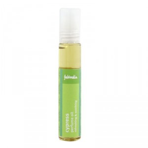 Buy Herbal Fabindia Cypress Perfume Oil - Nykaa