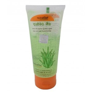 Buy Herbal Patanjali Aloevera Gel - Nykaa