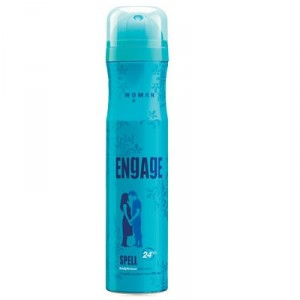 Buy Engage Woman Bodylicious Deo Spray - Spell - Nykaa
