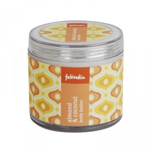 Buy Fabindia Almond and Coconut Body Butter  - Nykaa