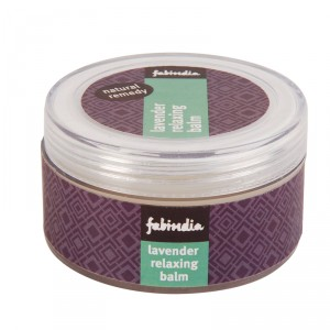 Buy Fabindia Lavender Relaxing Balm  - Nykaa