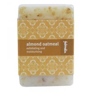 Buy Fabindia Almond Oatmeal Soap  - Nykaa