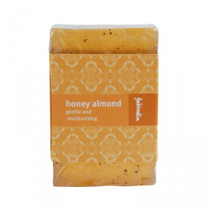 Buy Fabindia Honey Almond Soap - Nykaa