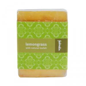 Buy Herbal Fabindia Lemongrass Soap - Nykaa