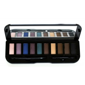 Buy Make Up For Life Cassic Colors Collection Eyeshadow - C3 - Nykaa