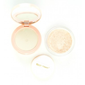 Buy Make Up For Life 2 In 1 Loose Powder & Brightener - Nykaa