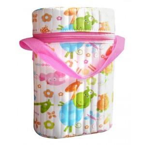 Buy Morisons Baby Dreams Double Feeding Bottle Warmer-Pink - Nykaa