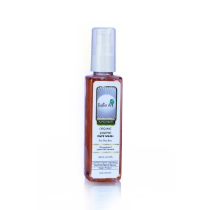 Buy Rustic Art Organic Juniper Face Wash  - Nykaa