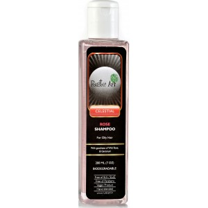 Buy Rustic Art Biodegradable Rose Shampoo  - Nykaa