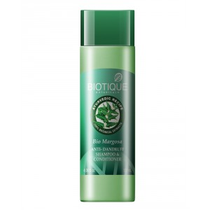 Buy Herbal Biotique Bio Margosa Anti Dandurff Shamoo & Conditioner - Nykaa