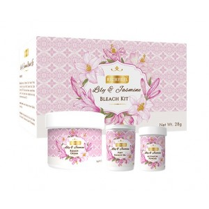 Buy Richfeel Lily And Jasmine Bleach Kit - Nykaa