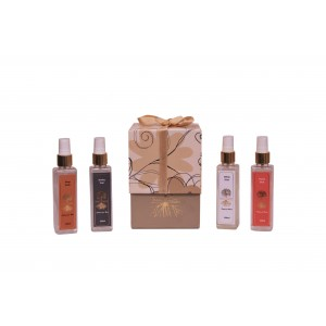 Buy Roots & Above Aromatic Perfume Set - Gift Pack Of Four - Nykaa