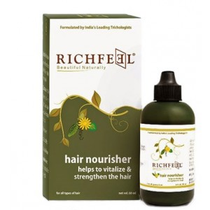 Buy Herbal Richfeel Hair Nourisher - Nykaa