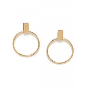 Buy Toniq Gold Vintage Queen Earring - Nykaa