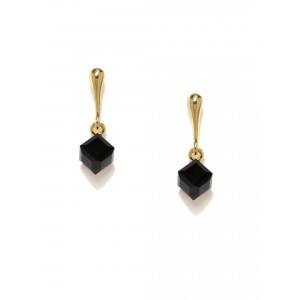 Buy Toniq Midnight Drop Earring - Nykaa