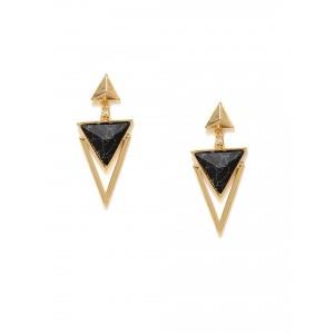 Buy Toniq Multicolor Colour Geo Earrings - Nykaa