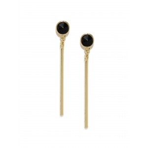 Buy Toniq Gold Spiked Earring - Nykaa