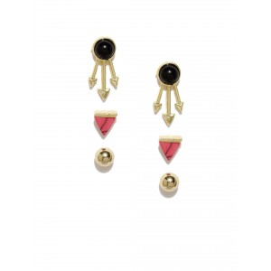 Buy Toniq Arrow Earring Set - Nykaa