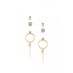Buy Toniq Charm Earring Set - Nykaa