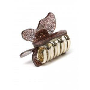 Buy Toniq Butterfly Shimmery Hair Clip - Nykaa