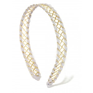 Buy Toniq Grey Crosswire Hair Band - Nykaa