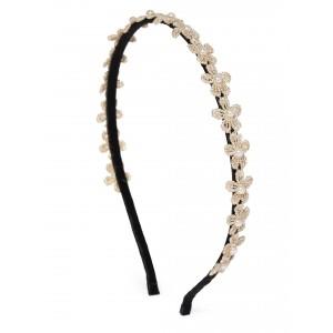 Buy Toniq Pearl Blossom Hair Band - Nykaa