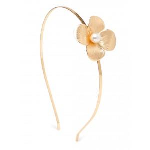 Buy Toniq Jasmine Gold Hair Band - Nykaa