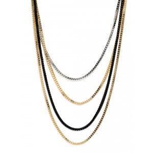 Buy Toniq Rosalini Layered Necklace - Nykaa