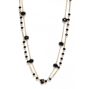 Buy Toniq Black Get It All Necklace - Nykaa