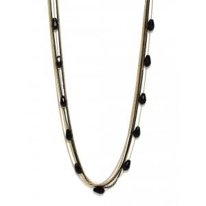 Buy Toniq Blacky Glaxay Necklace - Nykaa