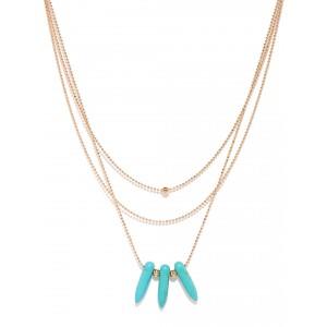 Buy Toniq Milla Charm Necklace - Nykaa