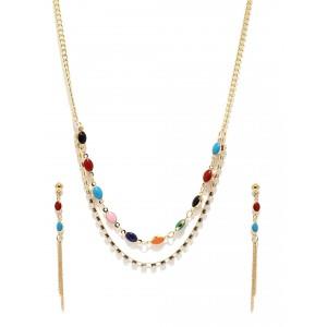 Buy Toniq Milkyway Necklace - Nykaa