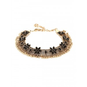 Buy Toniq Susan Gold Choker - Nykaa
