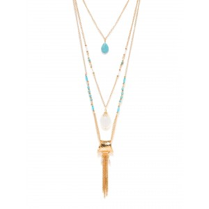 Buy Toniq Seniorita Charm Necklace - Nykaa