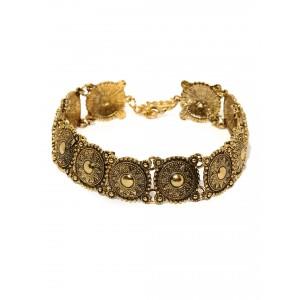 Buy Toniq Gold Dream On Necklace - Nykaa