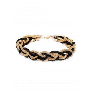 Buy Toniq Dreamy Braided Necklace - Nykaa