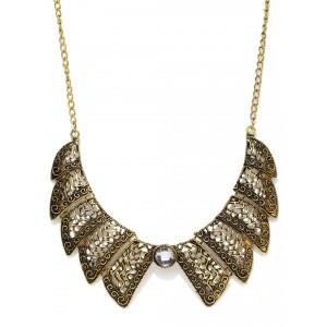 Buy Toniq Gold Petar Pan Necklace - Nykaa