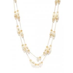 Buy Toniq Pearly Way Necklace - Nykaa