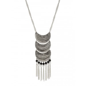 Buy Toniq Layered Boho Necklace - Nykaa