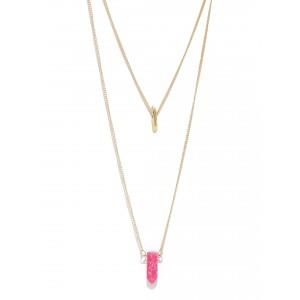 Buy Toniq Isabella Charm Necklace - Nykaa