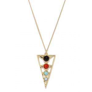 Buy Toniq Multicolor Colour Charm Necklace - Nykaa