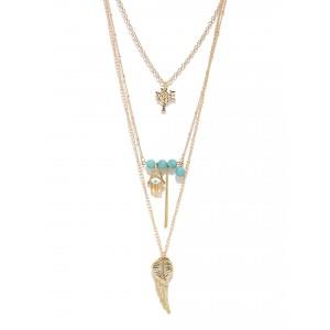 Buy Toniq Charm-Me Necklace - Nykaa