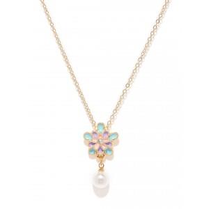 Buy Toniq Heidi Charm Necklace - Nykaa