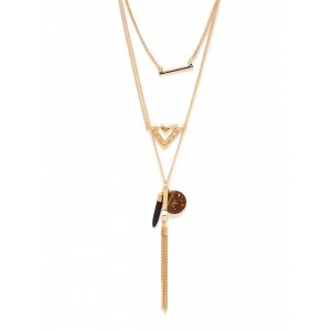 Buy Toniq Gold Passion Necklace - Nykaa