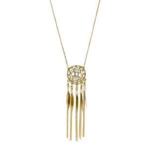 Buy Toniq Utopia Fringed Necklace - Nykaa