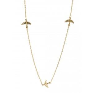 Buy Toniq Gold Gypsy Necklace - Nykaa