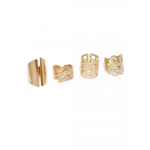 Buy Toniq Caroline Ring Set - Nykaa