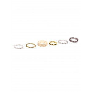 Buy Toniq Enchantress Ring Set - Nykaa