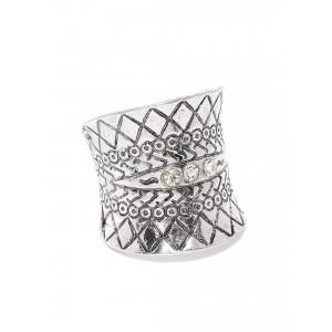 Buy Toniq Emily Statement Ring - Nykaa